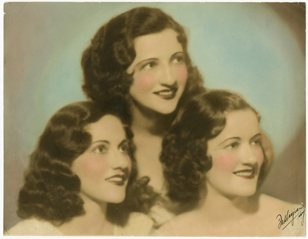Shout, Sister, Shout! The Boswell Sisters of New Orleans