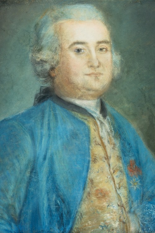 Portrait of Francisco Bouligny