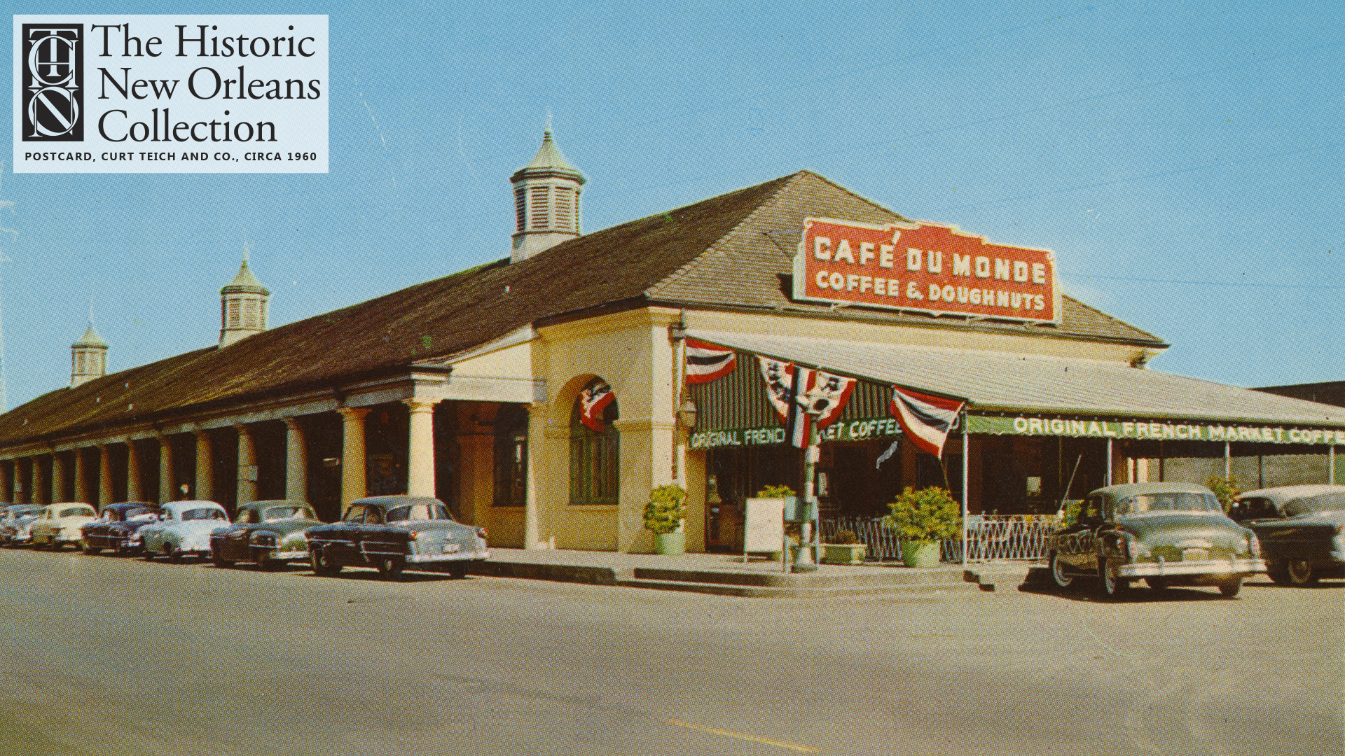 Café du Monde, French Quarter