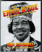 Cover of Ernie K-Doe: The Emperor of New Orleans