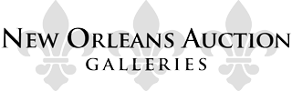 New Orleans Auction Galleries logo