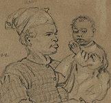 detail of Waud drawing