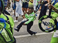 Dancing in the Streets: Social Aid and Pleasure Clubs of New orleans