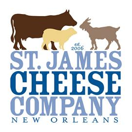 St. James Cheese Company New Orleans