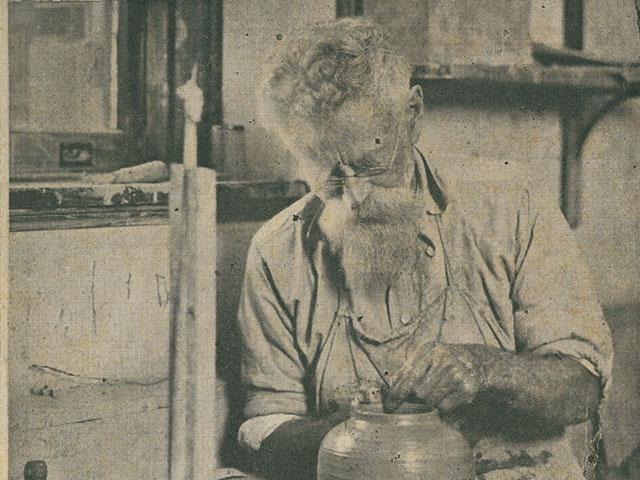 Joseph Fortuné Meyer between 1918 and 1927; postcard 1993.129.6