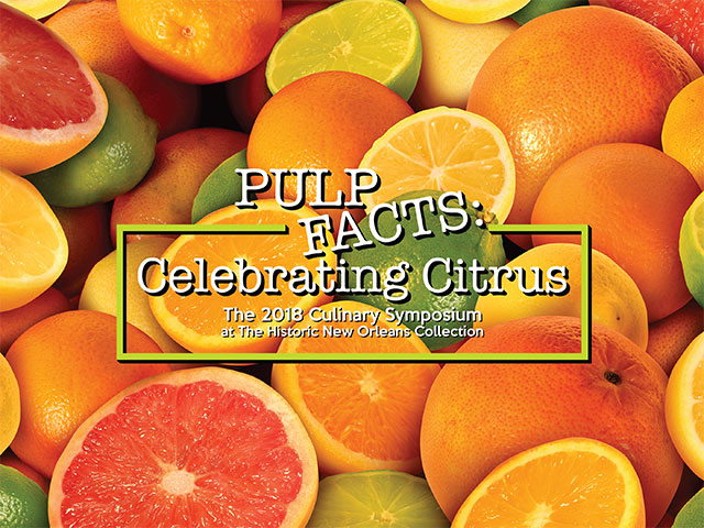 Pulp Facts: Celebrating Citrus