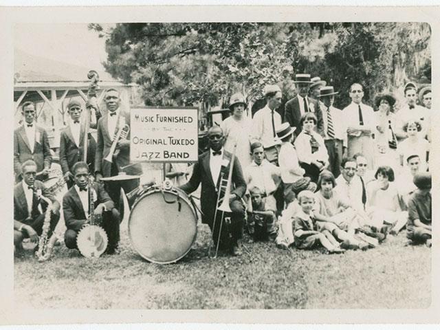 Original Tuxedo Jazz Band