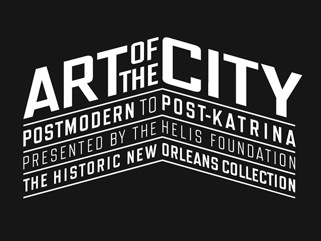 Art of the City exhibition title graphic