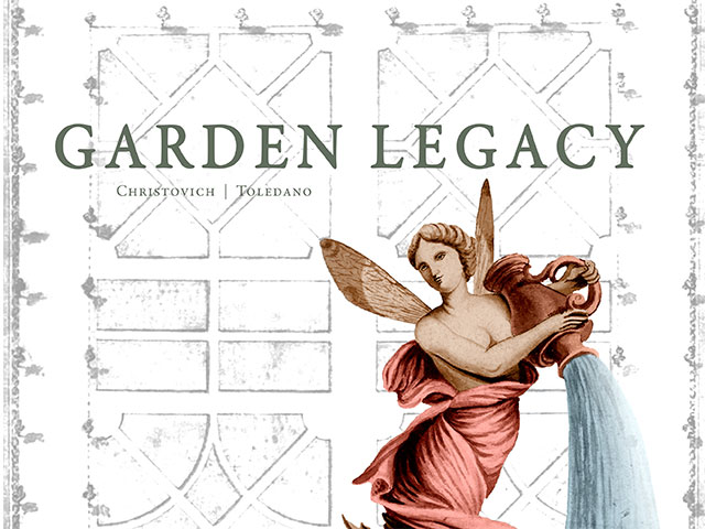 Garden Legacy by Mary Louise Mossy Christovich and Roulhac Bunkley Toledano