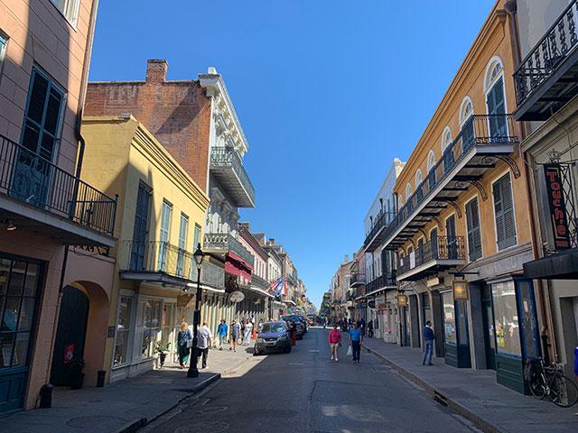 500 block of Royal Street