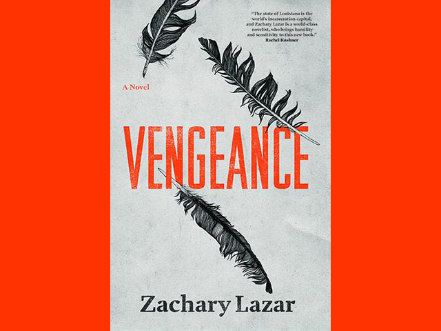 Vengeance: A Novel cover