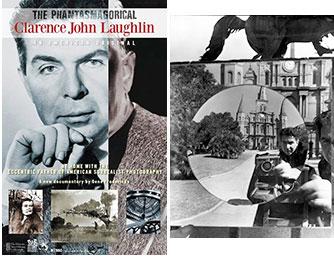 The Phantasmagorical Clarence John Laughlin; Self-Portrait of the Photographer as a Metaphysician; ca. 1941; by Clarence John Laughlin, photographer; The Clarence John Laughlin Archive at THNOC, 1981.247.3.339
