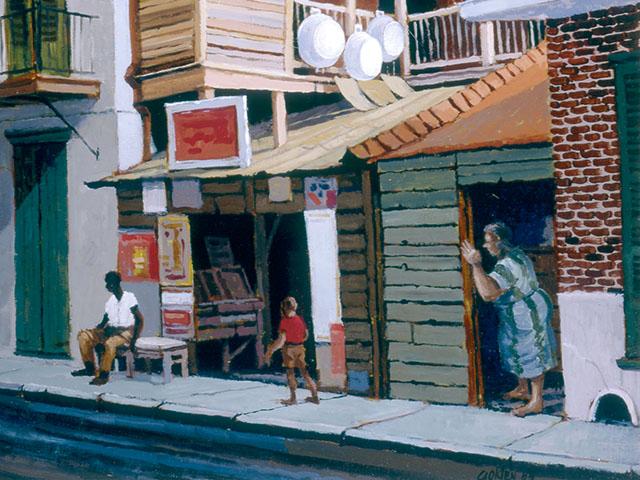 Virtual Exhibition: French Quarter Life
