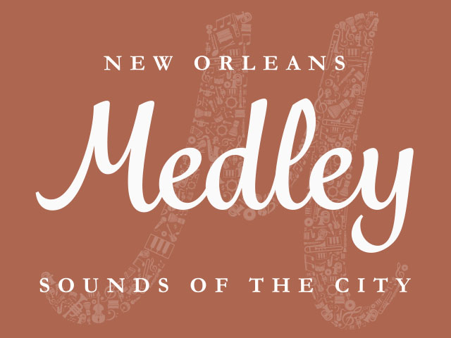 New Orleans Medley: Sounds of the City