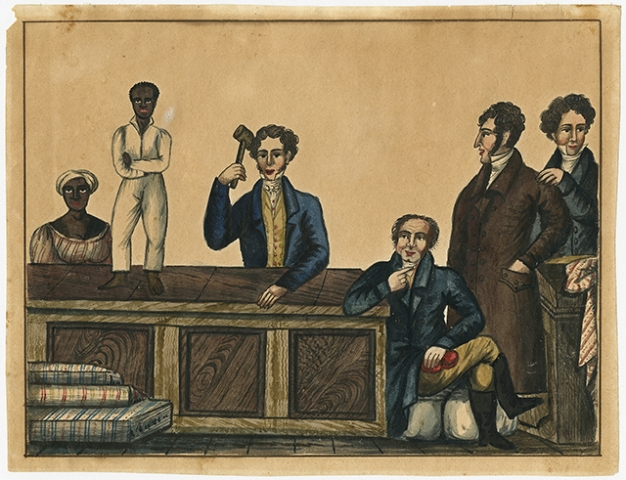 Purchased Lives: New Orleans and the Domestic Slave Trade