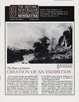 The Waters of America: Creation of an Exhibition