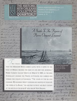 A Guide to the Papers of Pierre Clément Laussat