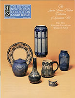 The Laura Simon Nelson Collection of Louisiana Art, Part Two: Newcomb Pottery and Works on Paper