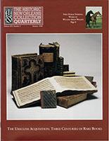 The Ursuline Acquisition: Three Centuries of Rare Books