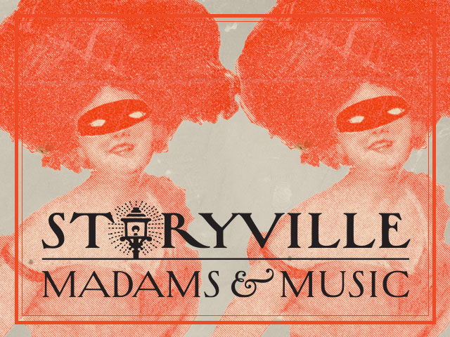 Storyville: Madams and Music