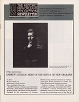 175th Anniversary - Andrew Jackson: Hero of the Battle of New Orleans