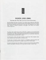 Index (1995-2000)