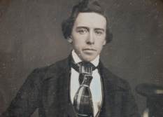 A portrait of New Orleans-born chess prodigy Paul Morphy