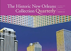 Cover of the THNOC Quarterly