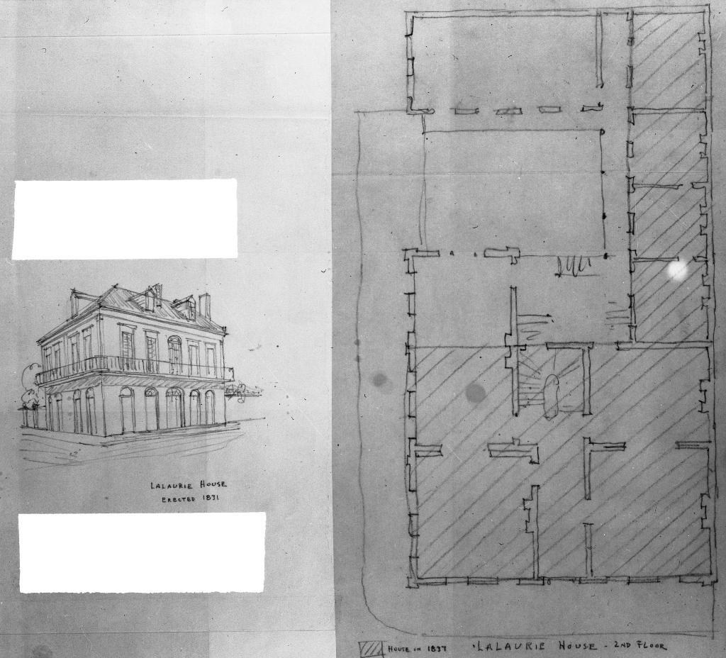 the collins c diboll vieux carr survey property info. Black Bedroom Furniture Sets. Home Design Ideas